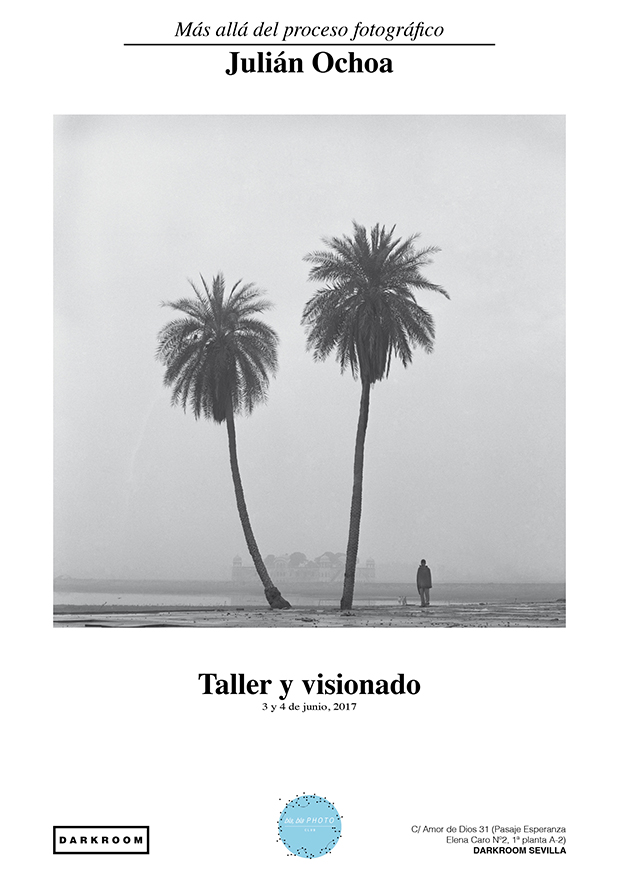 cartel TALLER JULIAN OCHOA low